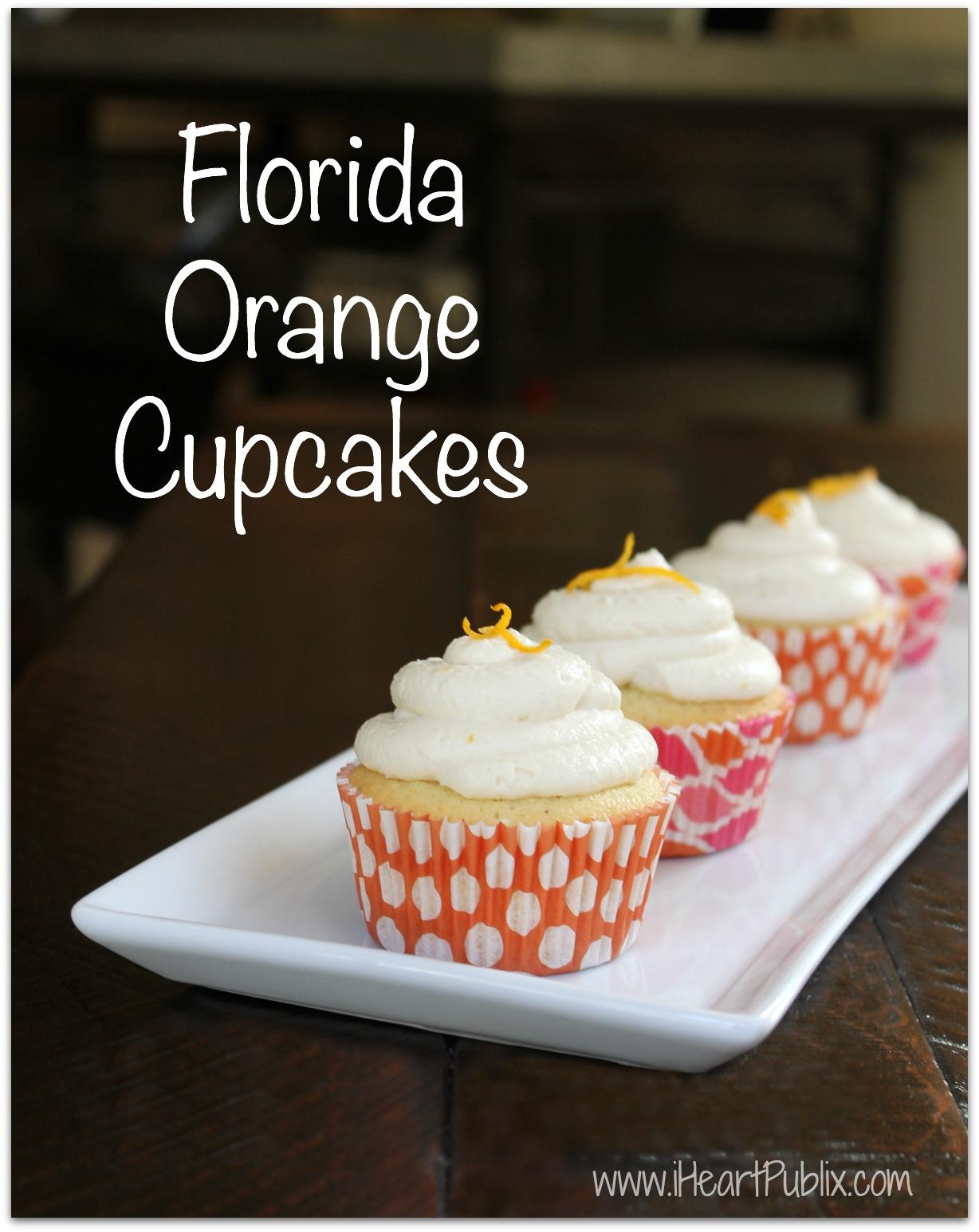 florida orange cupcakes recipe reminder to print your coupon for