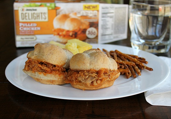 Jimmy Dean Delights Pulled Chicken