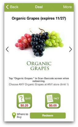New Berry Cart Offers - Save On Organic Grapes and More