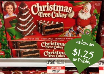 Nice Little Debbie Snacks Deal at Publix with Upromise Offers