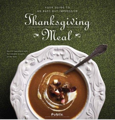 publix thanksgiving meal booklet