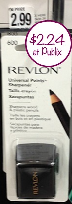 Revlon Beauty Tools Coupon To Print and Publix Deal