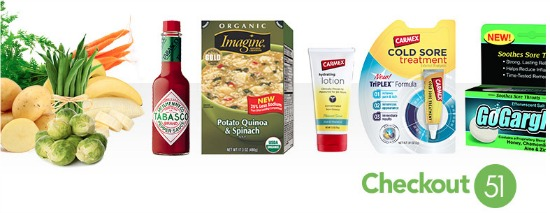 Checkout 51 Offers Week Of 12/18 - Save On Potatoes, Carmex and More