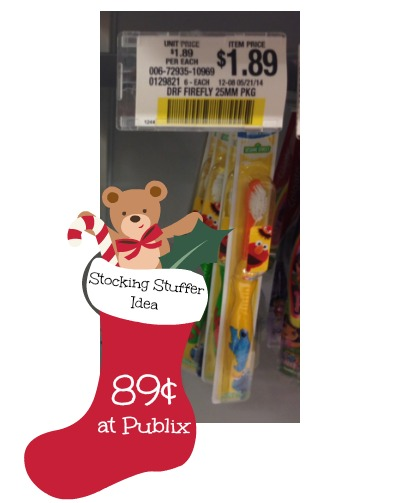 Reminder To Grab Cheap Dr Firefly Toothbrush Deal - 89¢ at Publix