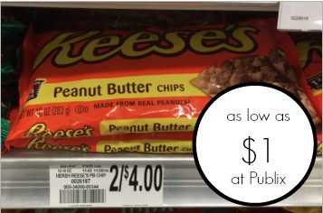 Even Better Reeses Baking Chips Deal - As Low As $1