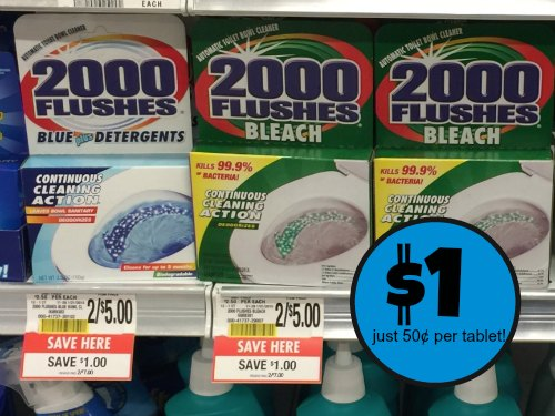 2000 flushes publix