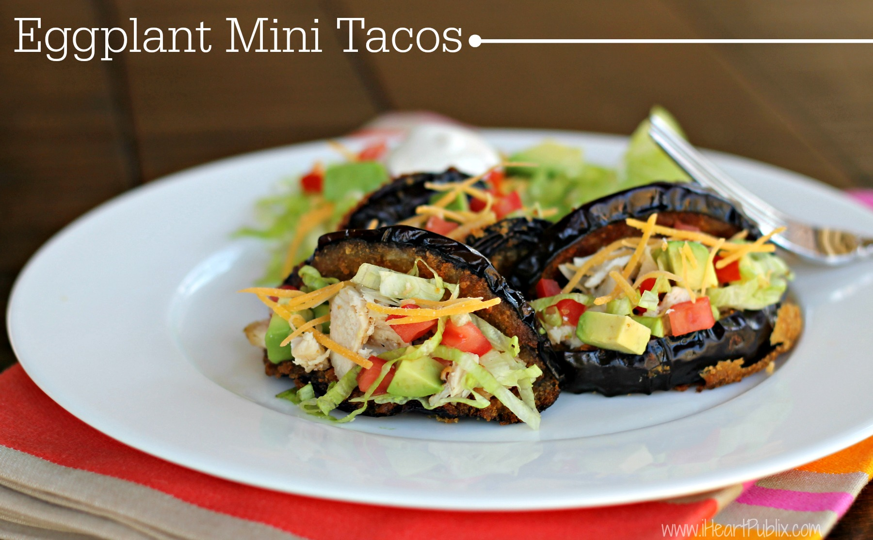 Eggplant Mini Tacos – Perfect Way To Get More Veggies In Your Kiddos ...