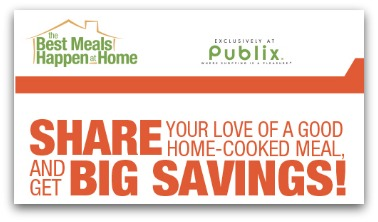 Best Meals Happen At Home Sweepstakes - Enter To Win A Publix Gift Card