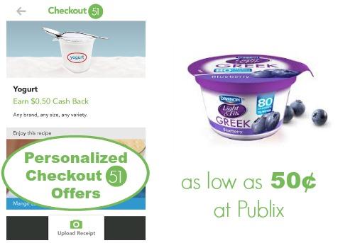 Personalized Checkout 51 Offers - Save On Yogurt & Milk