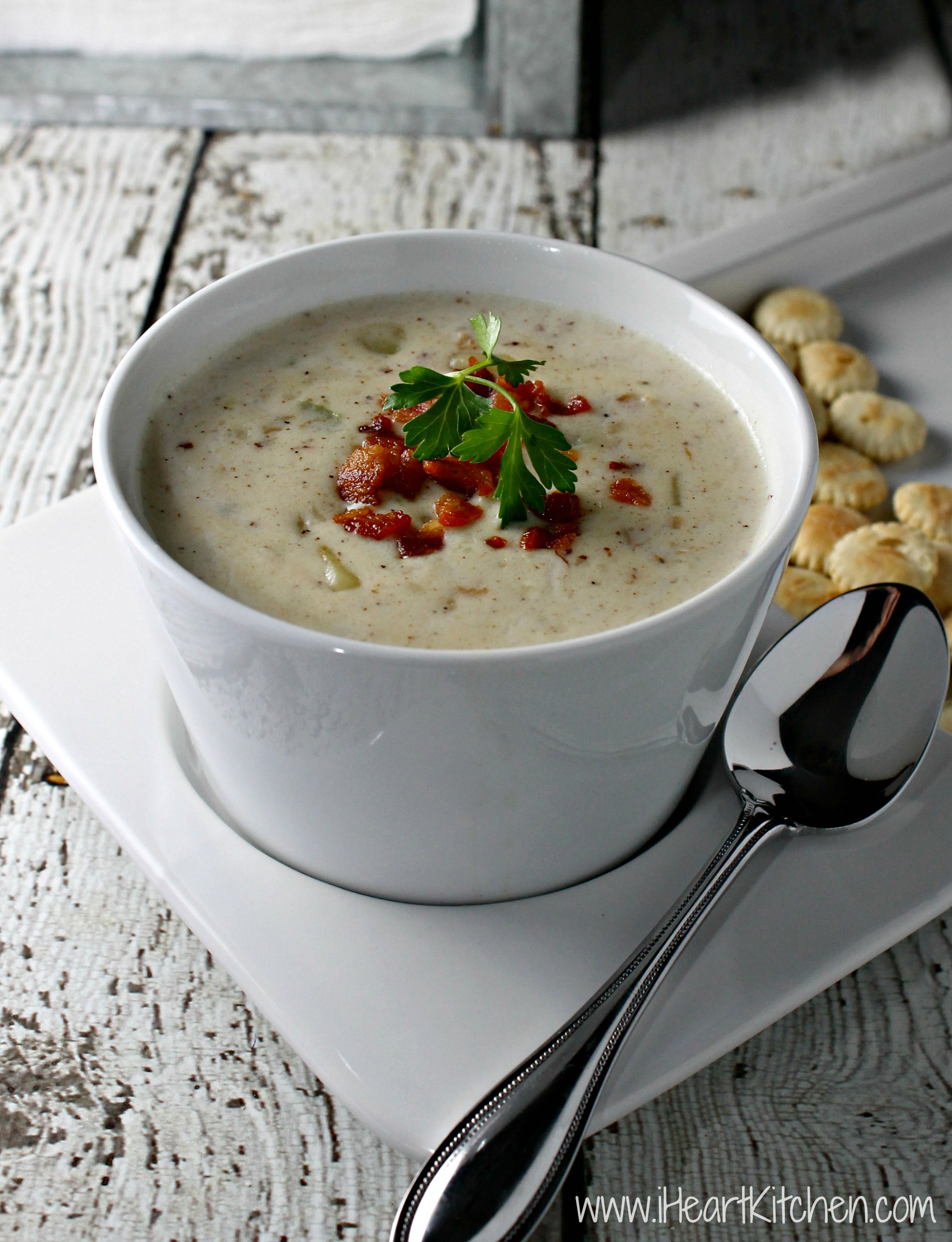 how to cook progresso clam chowder