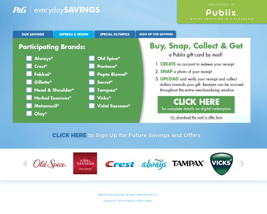 Refresh & Renew Rebate Returns - Great Deal Idea + Share Your