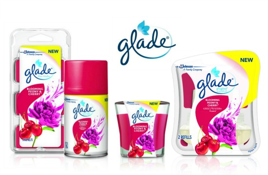 Glade Blooming Peony & Cherry