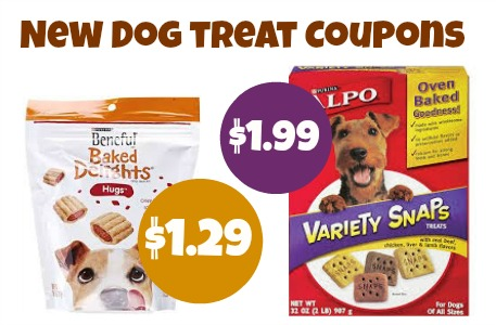 Baked Delights Dog Treats Coupons