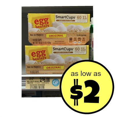 Egg Beaters Smart Cups Coupon As Low As 2 At Publix