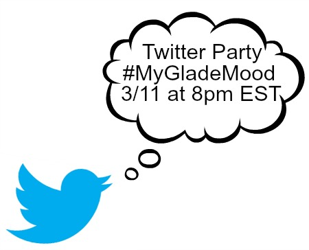 glade twitter party