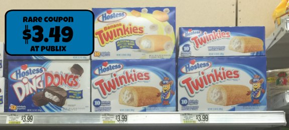 Twinkie coupons