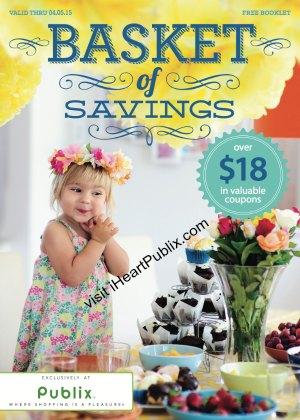 publix basket of savings booklet