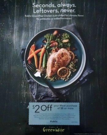 publix coupon meat