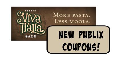publix coupons viva italia