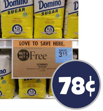 Domino Sugar Deal At Publix - Only 78¢