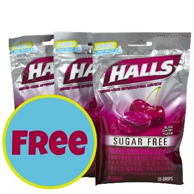Free Halls at Publix