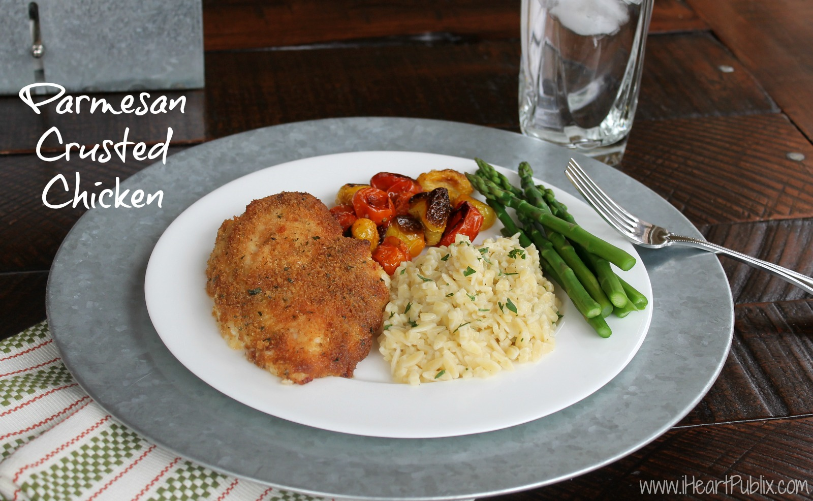 Parmesan Crusted Chicken Best Meals Happen At Home