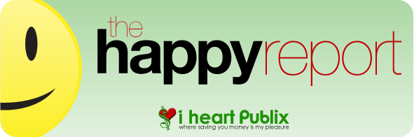 The Happy Report Publix