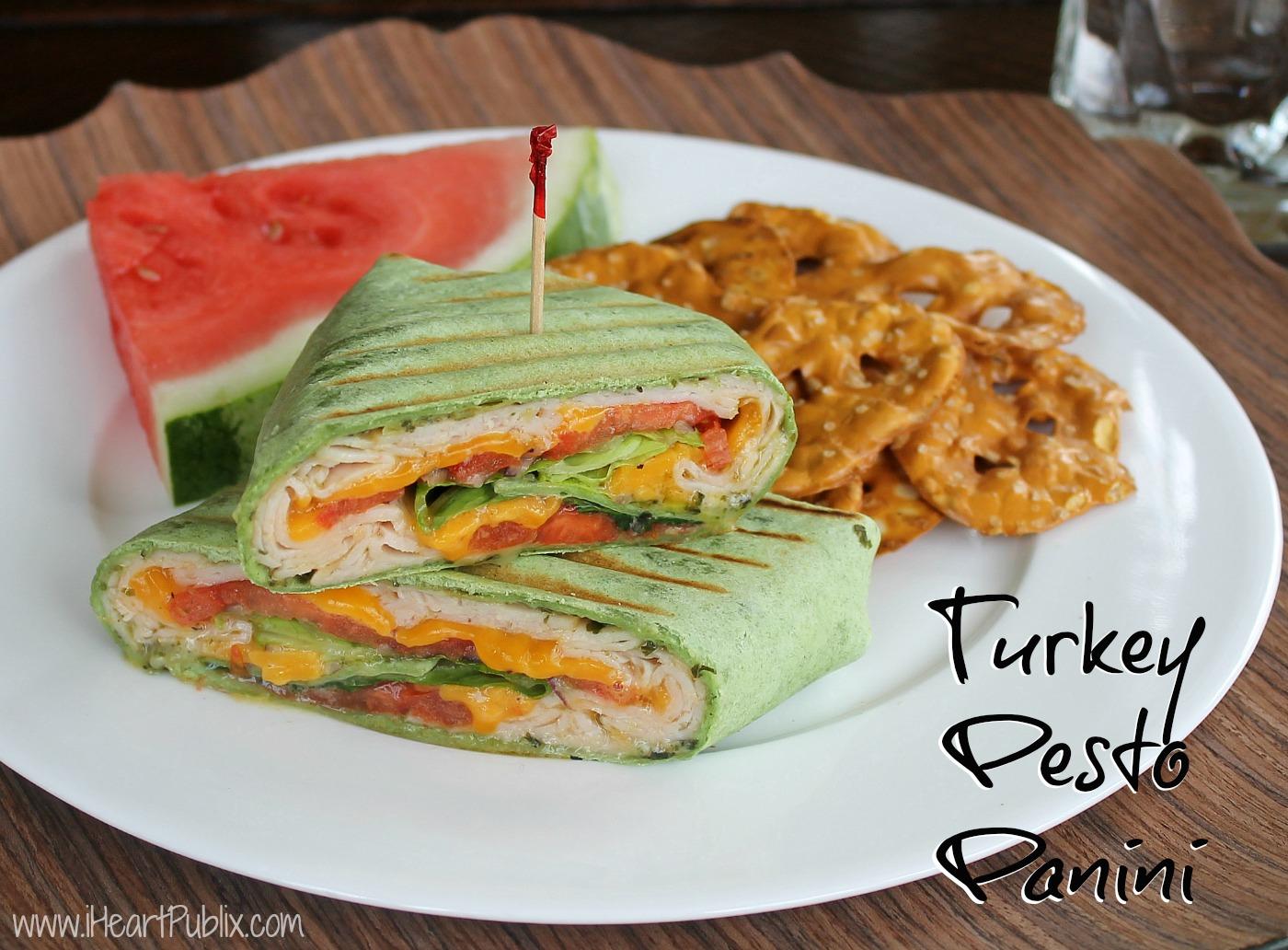 Turkey Pesto Panini copy