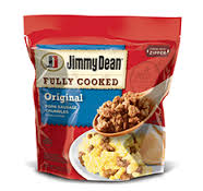 jimmy dean crumbles