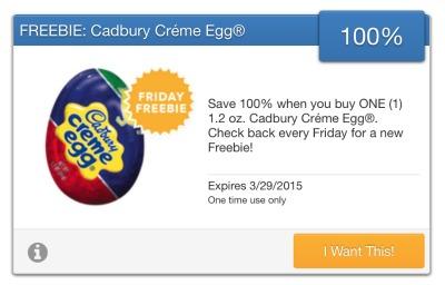 cadbury savingstar