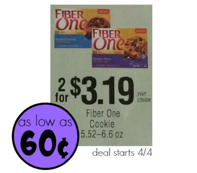 fiber one deal publix