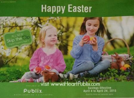 happy easter Publix