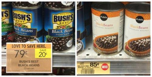 publix black beans