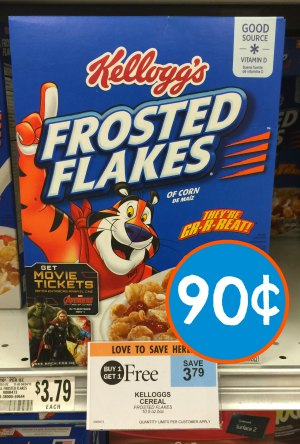 frosted flakes Publix
