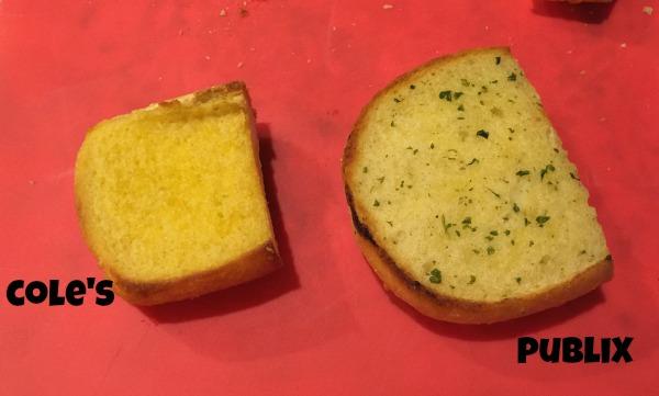 Try Me Tuesday - Publix Garlic Bread Garlic Bread Brands