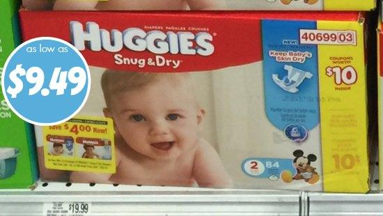 huggies diapers Publix