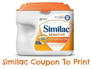 photo relating to $5 Similac Printable Coupon identified as similac coupon, I Middle Publix