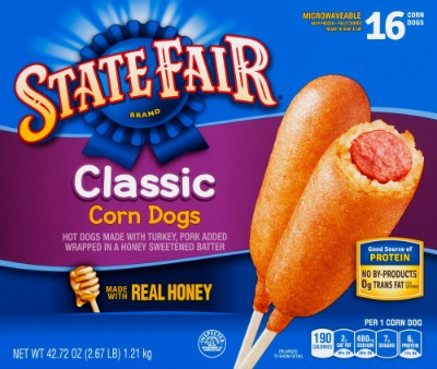State fair corn dogs coupon 2018