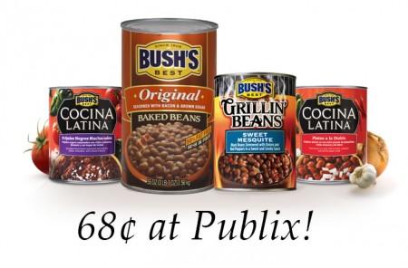 bush's bean deal