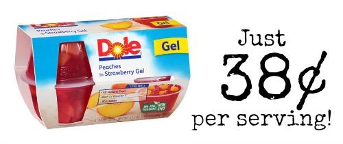 dole fruit publix
