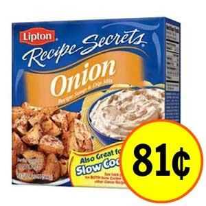 lipton recipe