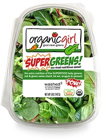 organicgirl supergreens 5oz