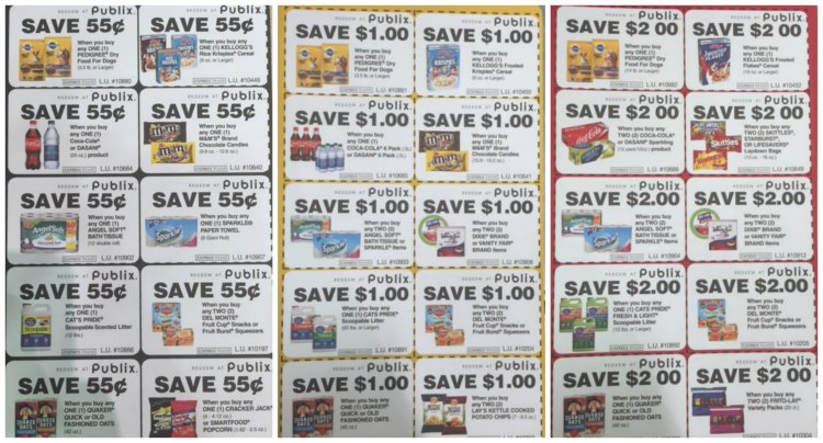 publix Children miracle network coupons