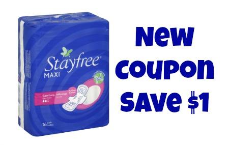 stayfree coupon publix