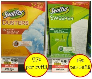 swiffer refill price