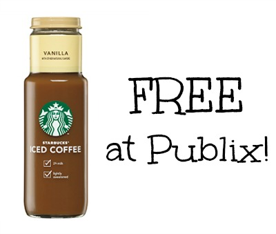 starbucks iced coffee coupon i heart publix
