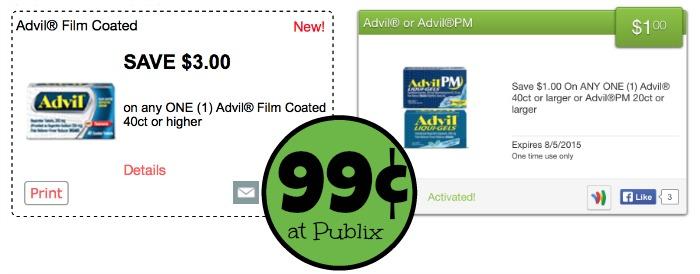 advil publix