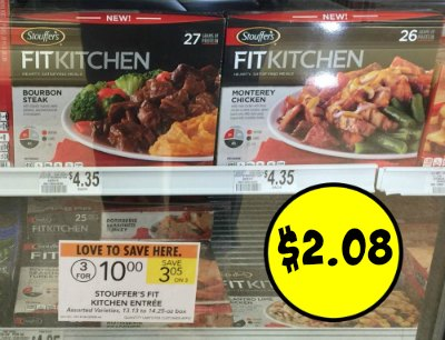 Stouffer's Fit Kitchen Entrees – Better Than Half Off At Publix