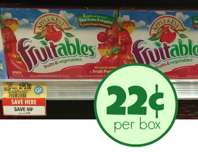Adam & Eve Fruitables Coupon + Sale At Publix
