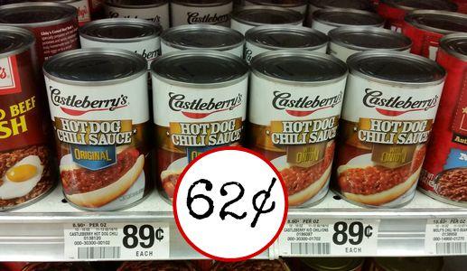 Castleberry's Hot Dog Chili Sauce